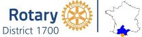 Rotary District 1700 - Occitanie - Pays Catalan - Andorre