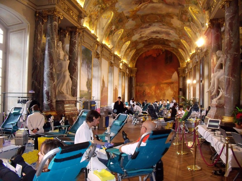 Photo : Salle des Illustres au Capitole de Toulouse